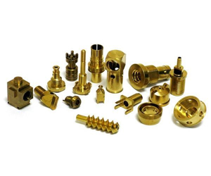 Brass CNC Machined Castings
